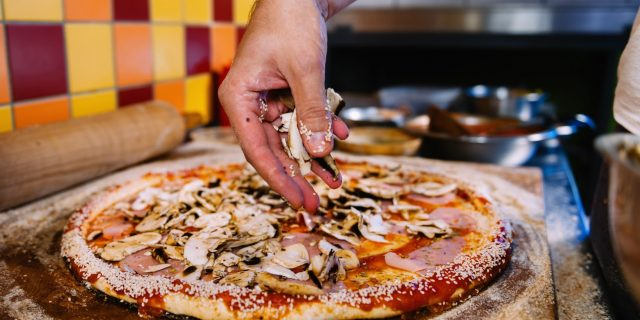 Infinity Pizza – Receive 10% Discount – Restaurant & Dining
