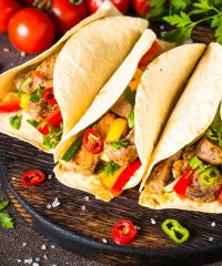 Mucho Burrito Fresh Mexican Grill – Receive Free Chips & Salsa – Food and Drink