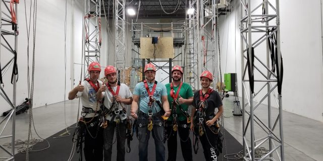 True Mettle – Receive 15% discount – Training Centre (Rope Access Training).